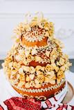 Traditional Eastern European wedding dessert - 208918905