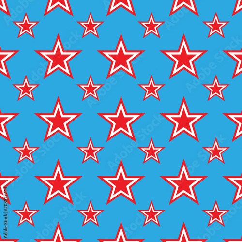 4th of July background - 208927743