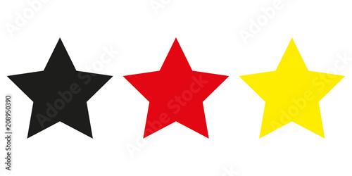 3 Sterne, Deutschland