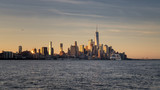 New York City Skyline with Herzog De Meuron building - 208951367