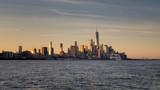 New York City Skyline with Herzog De Meuron building