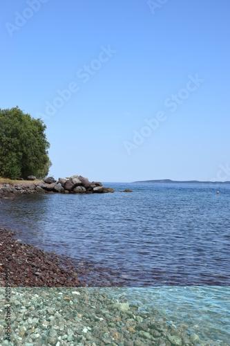 Fotobehang Tropical strand Grèce