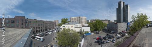 Urban panorama - 209062981