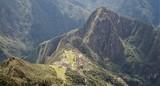Machu Picchu from the clouds