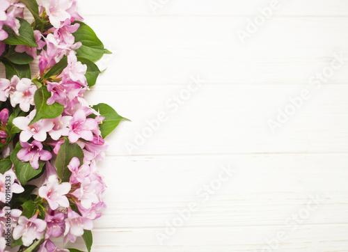 Fotobehang Azalea flower