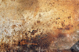 Rusty and dirty metal background - 209137161