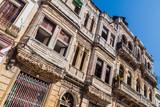Old houses in Havana, Cuba.