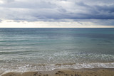 The sea in a cloudy day - 209152984
