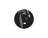 Hair vector icon