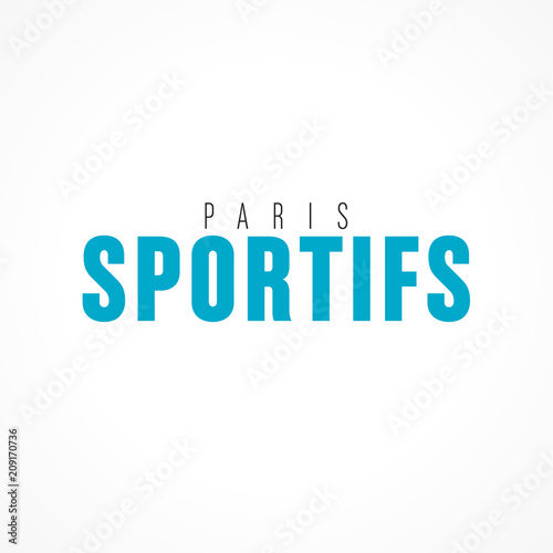 Sticker paris sportifs