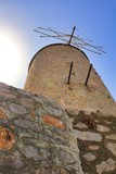 ギリシャの風車 - 209179708