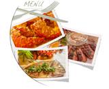 menu festif  - 209191397
