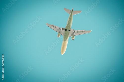 Fototapeta Aircraft in the sky