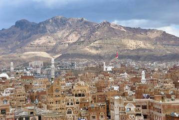 Capital of Yemen, Sanaa