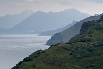 Coast of Isle of Skye