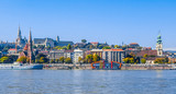 The embankment of the river Danube in Budapest. Hungary. - 209249167