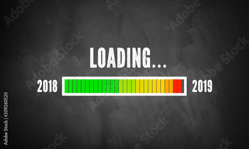 Loading 2019 almost finished