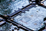 Hard Drive board and connection - 209261596