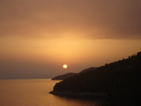 zachód słońca - 209264711
