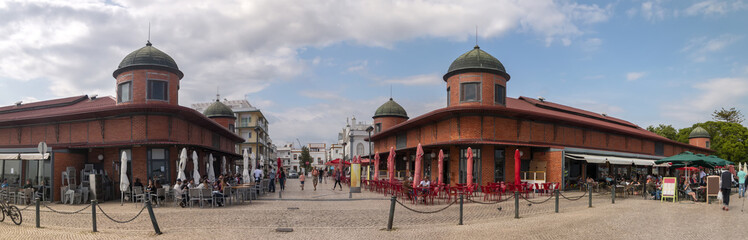 Historical fish and grocery market © Mauro Rodrigues