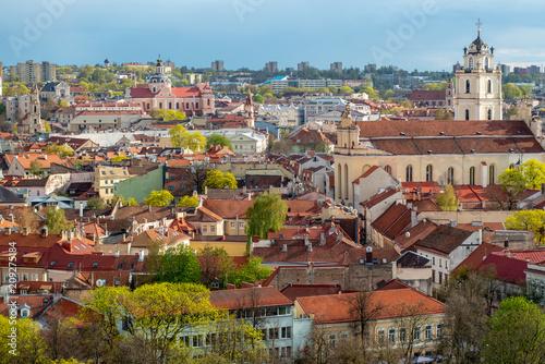 vilnius lithuania town