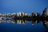 stanley park reflections