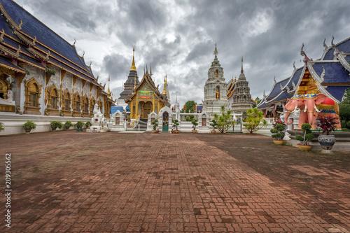 Fotobehang Bangkok Wat Ban Den
