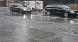 Samochody w deszczu - 209322978