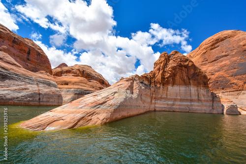 Aluminium Arizona Lake Powell in AZ, USA