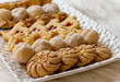 Moroccans Traditional Sweets. Holiday. Events
