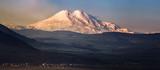 Panorama of the Elbrus