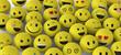 Lustige Smileys