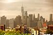 New York cityscape, USA.