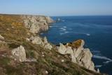 Océan Atlantique, Cap-Sizun, Finistère, Bretagne - 209392358