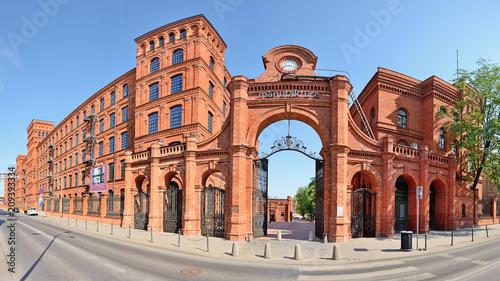 Fototapety, obrazy : Manufaktura- Łódź, Polska