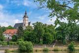 die alte Stadtkirche in Penig (Sachsen) - 209395313