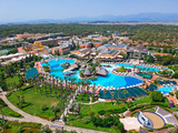Aerial view of tropical scenery on the Turkish Riviera. - 209401359