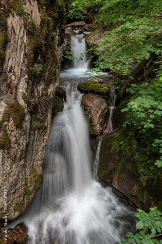 Wasserfall Barbarossaschlucht - 209426149