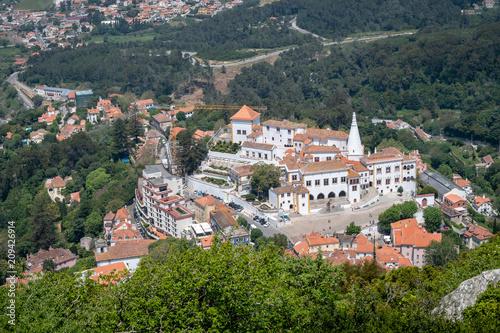 Fridge magnet Portugal, Sintra, Cascais