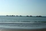 Navires de guerre au large d'Arica - 209438738
