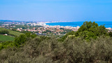 view of the Riviera Romagnola in Italy - 209445138
