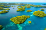 Palau islands from above - 209449715