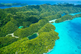 Palau islands from above - 209449725