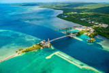 Palau islands from above - 209449761