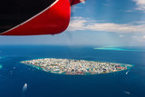 Maldives from above - 209449787