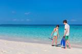 Kids at beach - 209450739