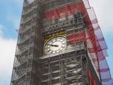 Big Ben conservation works in London - 209453506