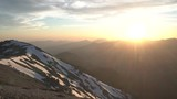 Timelapse from the Top of a Mountain - 209460318