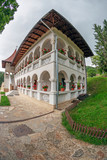 Inside the area dedicated to the Prislop Monastery, Romania - 209464313