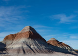 Painted Desert Striped Mounds - 209508725